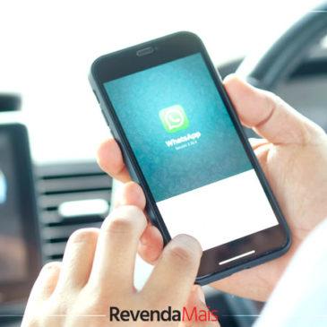 O cliente está no seu site? O WhatsApp para venda de carros é a melhor ferramenta neste momento